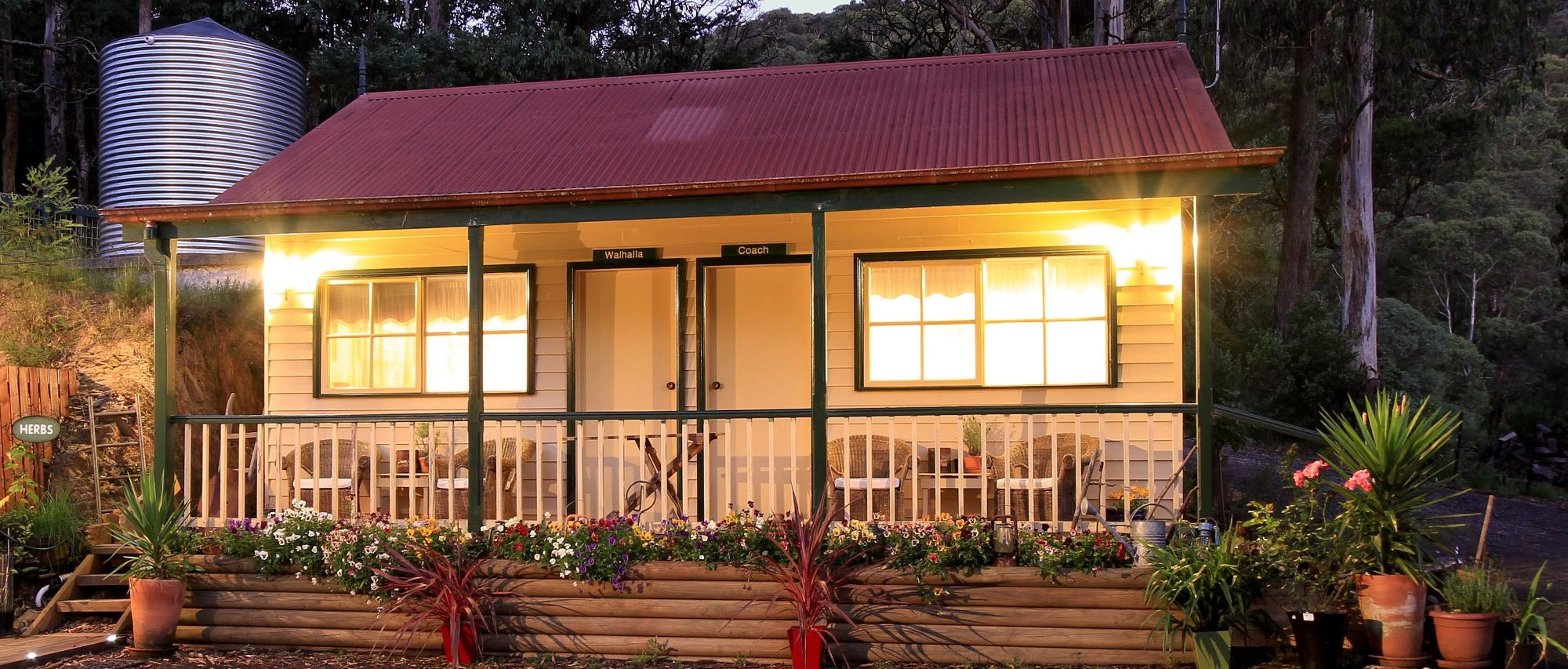 walhalla accommodation bed and breakfast